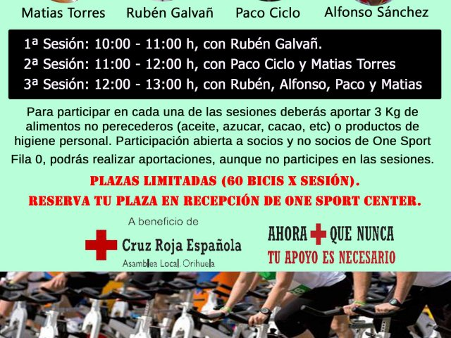 Cycling solidario