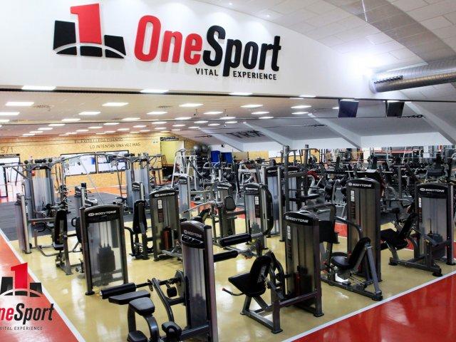 instalaciones One Sport